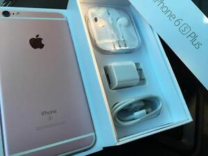Apple iPhone 6S Plus 16GB Rose Gold - UNLOCKED w/FREEDOM - w/Glass Protector - Guaranteed Activation + No Blacklist