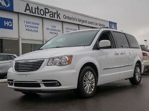 2016 Chrysler Town & Country Touring  Backup Camera  Leather  Al