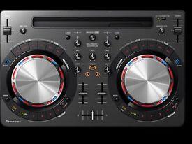 Panasonic DDJ WeGO3 K DJ Controller Entry Level with Speakers