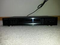 Kenwood Stereo Tuner AM/FM Radio Hi-fi separate KT-2050L black