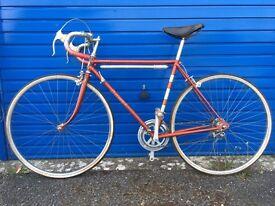 Dawes racing bike circa 70's ??