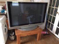 "LG 52"" Plasma TV"