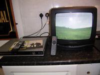 CONTINENTAL EDISON CRT COLOUR TV (three for sale)