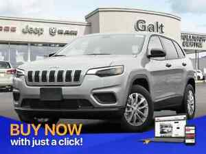 2019 Jeep New Cherokee SPORT 4X4 | COLD WEATHER GRP UCONNECT