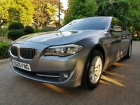 BMW 520D SE AUTOMATIC FULL SERVICE HISTORY 1 OWNER FROM NEW 1YEAR MOT PERFECT CONDITION