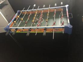 Kids 3 foot football table