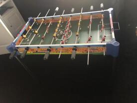 Kids 3 foot football table
