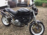 2007 DUCATI MONSTER S4R 996cc Full MOT and Low Mileage