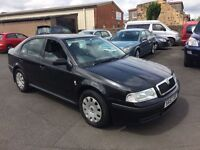 2007 57 PLATE SKODA OCTAVIA 1.9 TDI EX TAXI FULL SERVICE HISTORY PX WELCOME