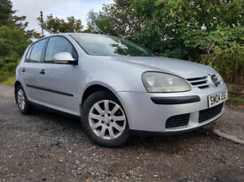 2004 VW Golf 1.9 TDI,Great Runner,55+MPG,Service History