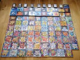 Now That's What I Call Music entire original collection all 99 albums