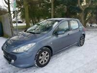 2007 Peugeot 307 1.4 Spares or repairs. £600ono