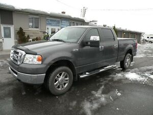 2008 Ford F-150 XLT SuperCrew 6.5 Pied Boite