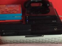 xbox one 500GB + Kinect + 1x wireless controller for sale