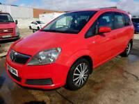 Vauxhall Zafira 1.9cdti.. 6spd (120bhp).. 07 Plate