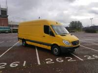 2008 MERCEDES SPRINTER 311 CDI 4 METER WITH ONLY 141000 MILES, DRIVES AND RUNS