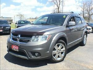 2012 Dodge Journey CREW**BLUETOOTH**REMOTE START**HEATED SEATS**