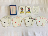 Vintage DFDS Seaways Tor Line 'True Love Mary - Good Luck' playing cards. COMPLETE. Can post. £2.50
