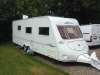 Fleetwood Heritage 640EB Caravan For Sale must sell this week