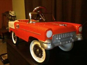 Looking For 1956  Style A & W Pedal Car