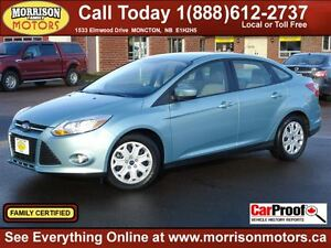 2012 Ford Focus SE, Auto, Remote Start!