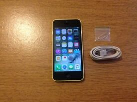 IPHONE 5C YELLOW 8GB EE £50 NO OFFERS *** ADVERT 57 ***
