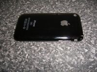 iPhone 3G Black 8GB on the O2 Network Full Working Order and in Good Overall Condition
