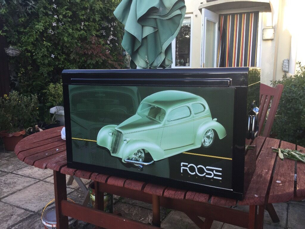 Mac Tools Tool Box Chip Foose Special Edition In