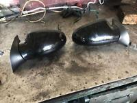 Mercedes A Class wing mirrors pair left and right in excellent condition