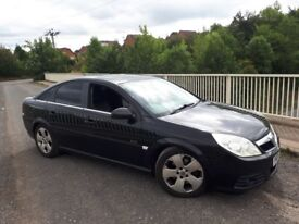 2006 06 vauxhall vectra elite 2.8 V6 turbo VXR engine mot january 2019 low miles 2 keys