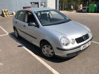 2003/53 VOLKSWAGEN POLO 1.4CC FULL SERVICE HISTORY LONG MOT LOOKS & DRIVES GREAT
