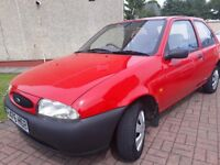 1998 Ford Fiesta 1.3 Encore MK4 3dr ONLY 28000mls RETRO