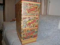 1980 retro comic book 3 draw unit