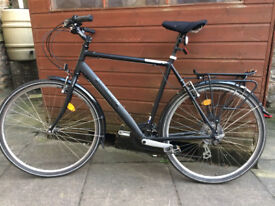 23 inch (59cm) Bristol Bicycles Hybrid Bike