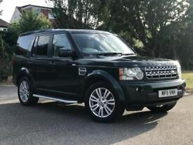 Land Rover Discovery 4 TD V6 HSE *ONLY 1 OWNER FROM NEW // FULL LAND ROVER SERVICE HISTORY*
