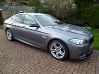 BMW, 5 SERIES, Saloon, 2014, Semi-Auto, 4395 (cc), 4 doors