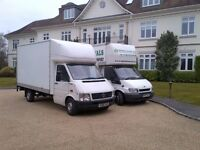 Polish Man and van. Professional Removal Service.