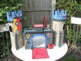 Vintage Playmobil Small Knights Castle