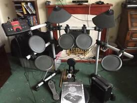 Yamaha Electric drum kit (DTXPLORER)