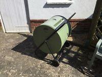 Compost tumbler - Back Porch Compos Tumbler