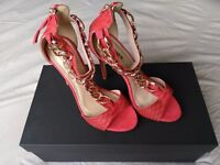 Women's High Heels/Party Shoes - Size 4