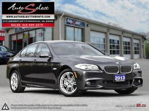 2013 BMW 528i xDrive AWD ONLY 84K! **M SPORTS PKG** TECHNOLOG...