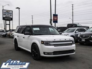 2016 Ford Flex Limited AWD 20 wheel Navigation, Sunroof