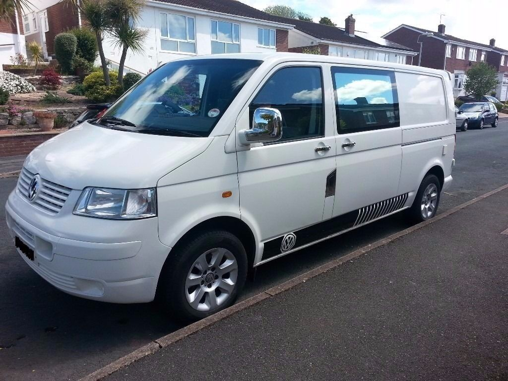 Campervans For Sale >> VW TRANSPORTER T5 LWB Camper van | in Plymouth, Devon | Gumtree