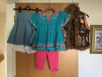 Girls bundle Age 7-8 (5 top quality items)