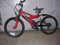 childs rayleigh bike