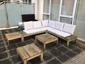 Patio furniture- good condition