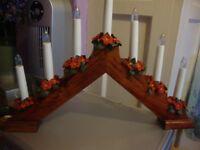 candle bridge unused