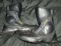 Waterproof Motorcycle boots size 9