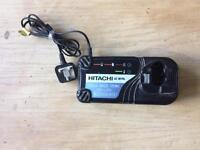 Hitachi 7.2/18 volt charger